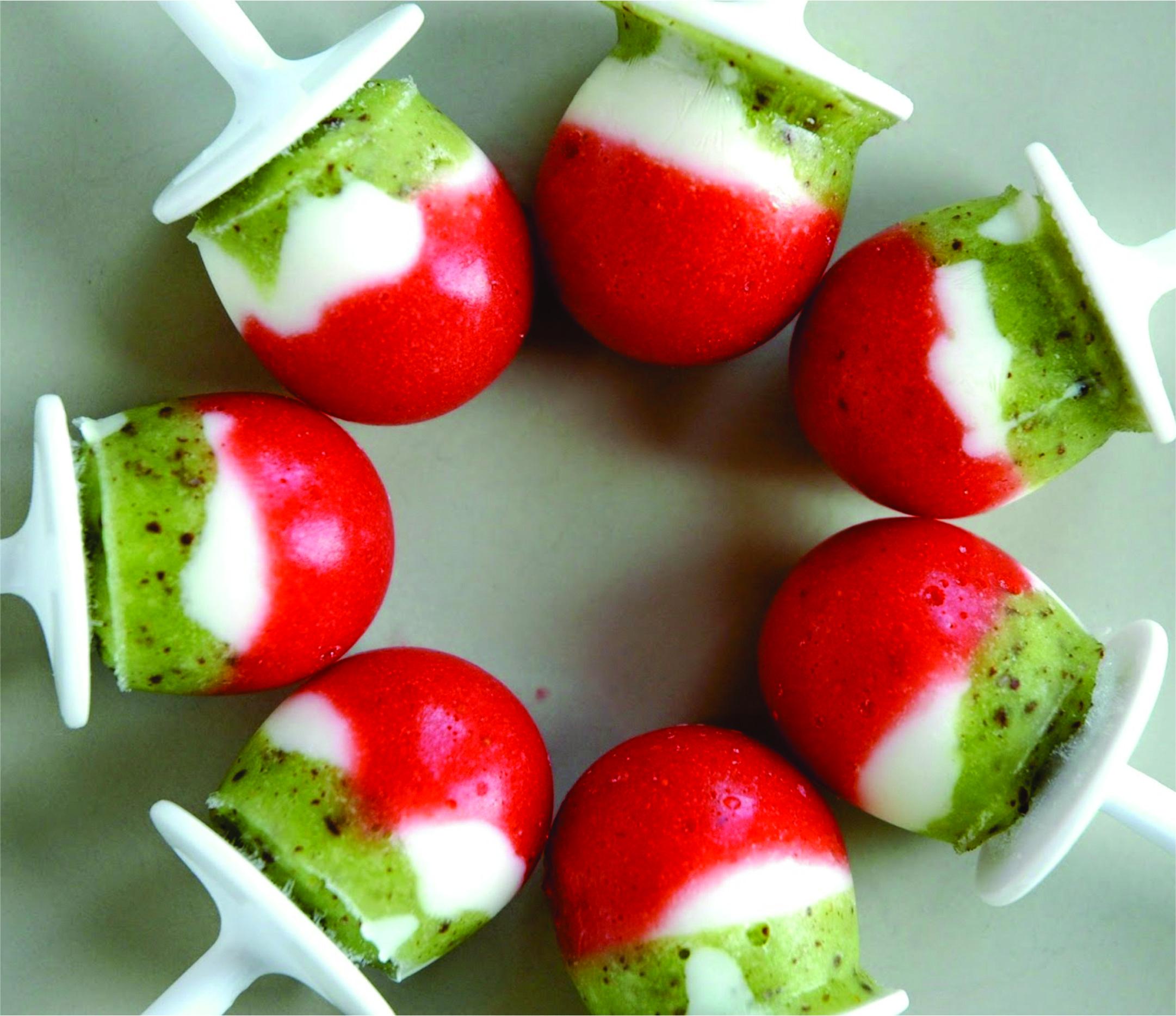 Recipe – Fabulously healthy frozen lollies