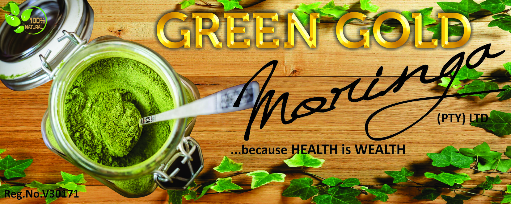 Green Gold Moringa products South Africa